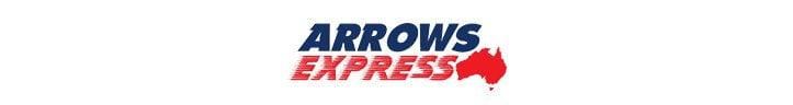 arrows express logo